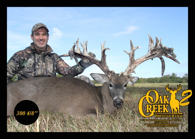 2015 Oak Creek 2 Monster Bucks
