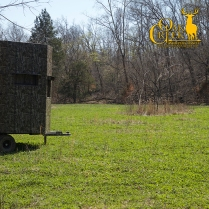 How would you like to be in this blind this September?