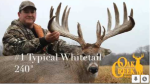 The Outfitter with the Monster Buck videos you are wanting to see.