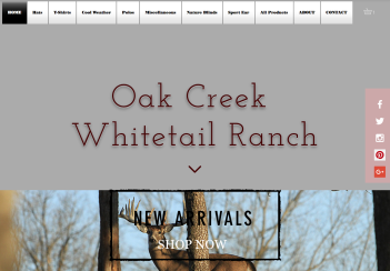 Announcing the New Oak Creek Pro Shop