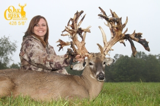 428 inch non-typical monster